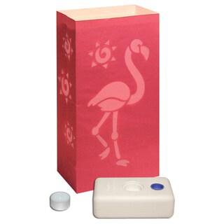 Luminaria Flamingo Kit (12 Count)