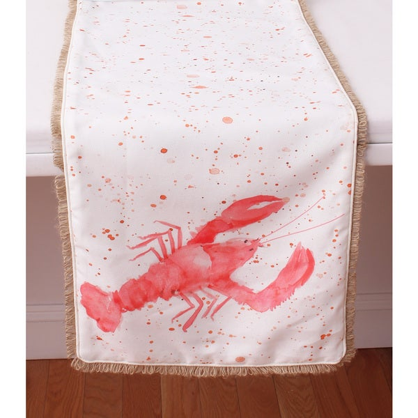 Lorenzo Lobster Table Runner