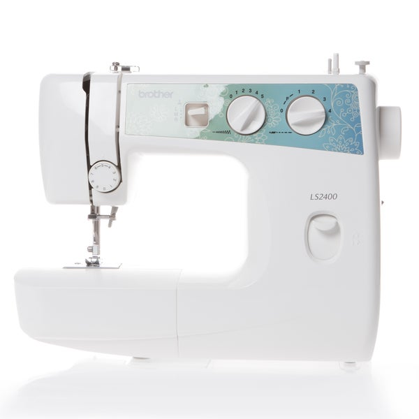 Brother LS2400 20-stitch Function Sewing Machine with Instructional DVD (Refurbished)