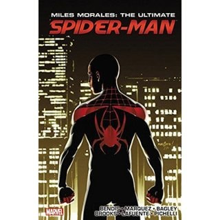 Miles Morales Ultimate Spider-Man 3: Ultimate Collection (Paperback) 15252054