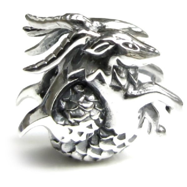 Queenberry Sterling Silver Capricorn Zodiac European Bead Charm