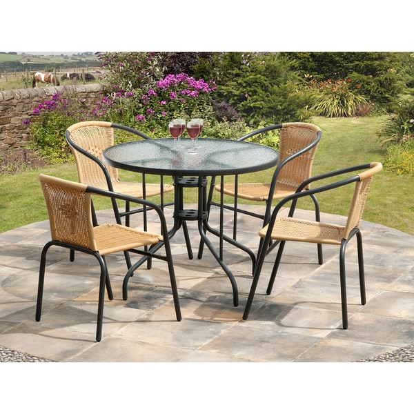 5-piece Bambi Bistro Dining Set