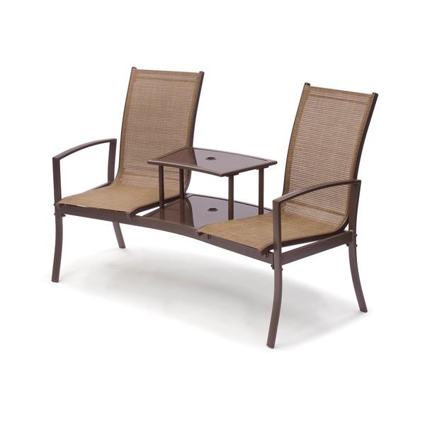 Havana Bronze Duo Seat