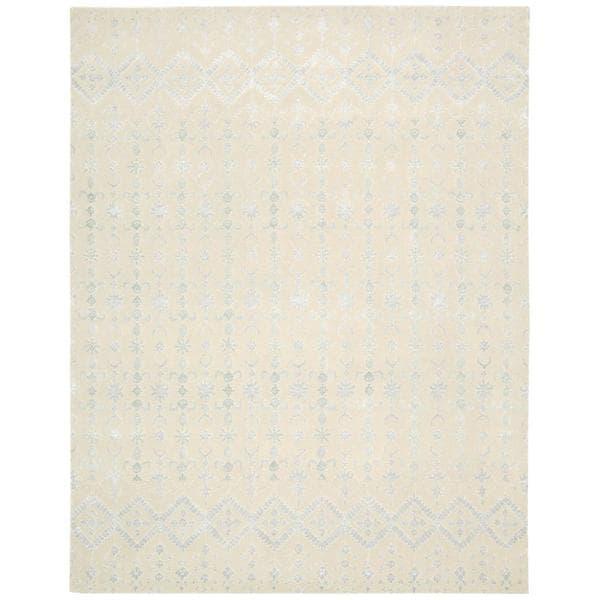 Nourison Symphony Ivory Rug (9'6 x 13')