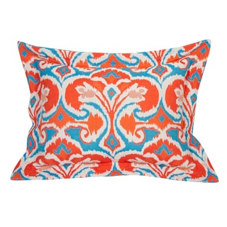Jennifer Taylor Multicolor Ikat Sham Set (Set of 2)