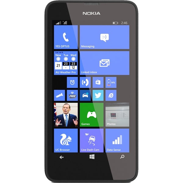 Nokia Lumia 635 8GB 4.5-inch Unlocked GSM LTE Windows 8.1 Smartphone