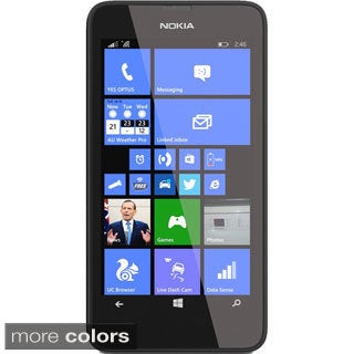 Nokia Lumia 635 8GB 4.5-inch Unlocked GSM LTE Windows 8.1 Smartphone