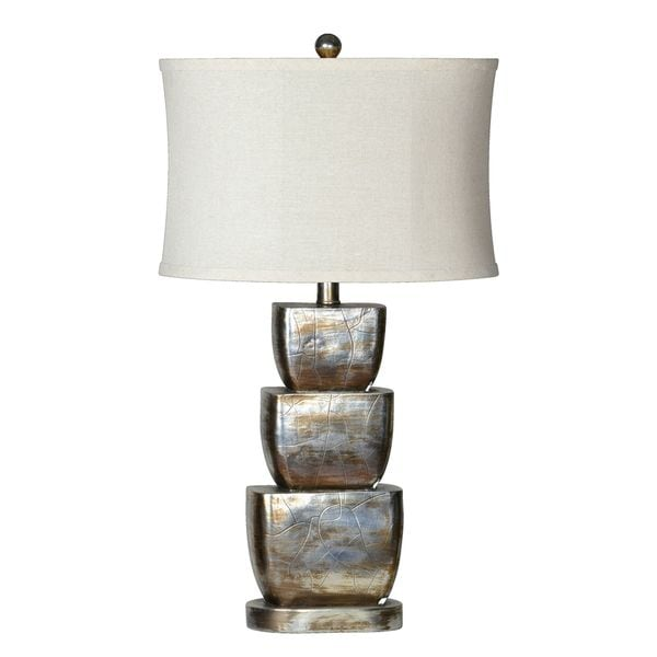 Forty West Caitlin 2-piece Table Lamp