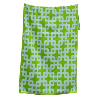 100-percent Cotton Yarn Dyed Square Beach Towels