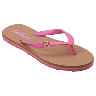 Lakes Brand Women's Skinny Dippers Flip Flops