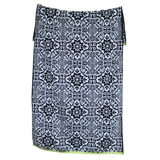 100-percent Cotton Yarn Dyed Oversized Vanderbilt Beach Towels