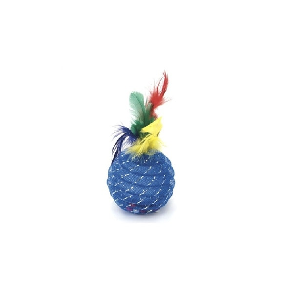 Coastal Rascals 6-pack 4. 5-inch Pineapple with Feather