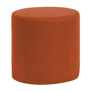 Mojo Tangerine Pouf