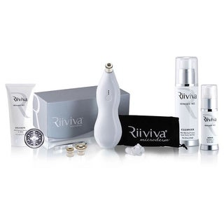 Riiviva Loaded Combo Microdermabrasion and Cellulite Kit