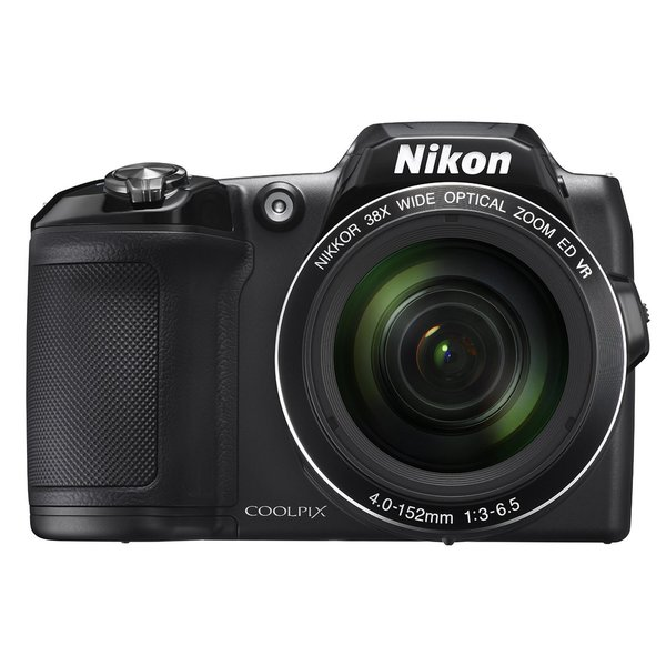 Nikon L840 16MP Black Digital Camera