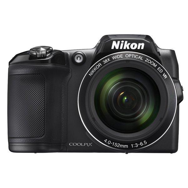 Nikon L840 16MP Black Digital Camera