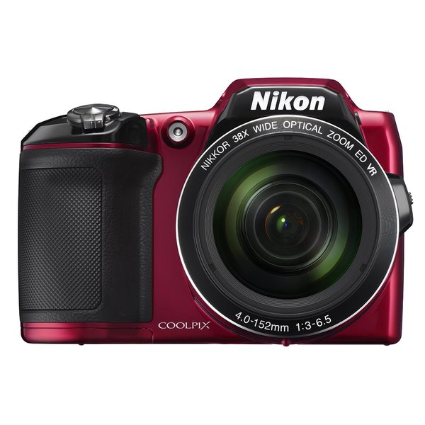 Nikon L840 16MP Red Digital Camera