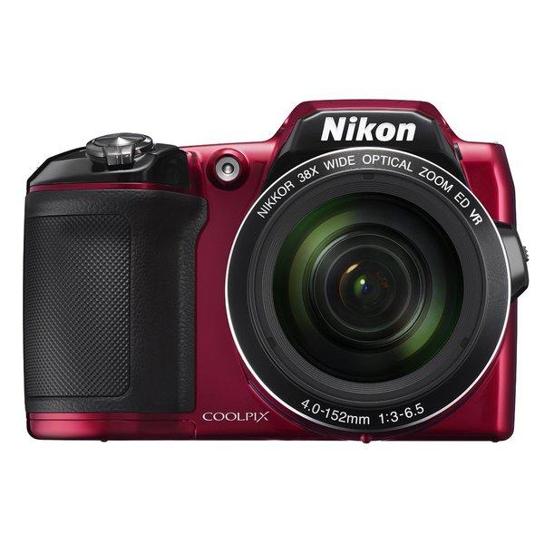Nikon L840 16MP Red Digital Camera