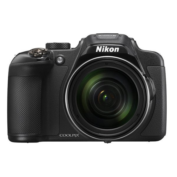 Nikon P610 16MP Black Digital Camera