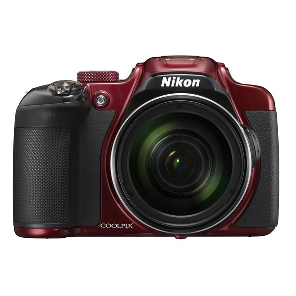 Nikon P610 16MP Red Digital Camera