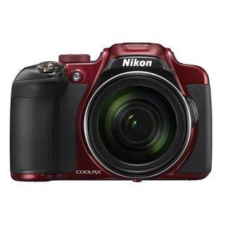 Nikon P610 16MP Red Digital Camera