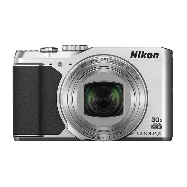 Nikon S9900 16MP Silver Digital Camera