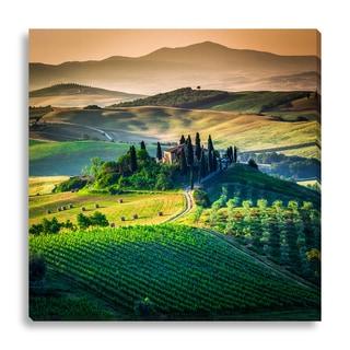 Ronny Bas 'Tuscan' Canvas Art