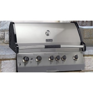 Vermont Castings 325 Signature Series 3-Burner Built In Grill