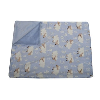 Thro by Marlo Lorenz Counting Sheep Baby Throw
