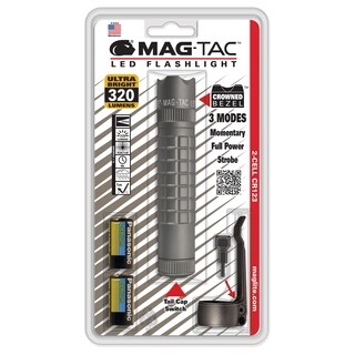 Mag S3d096 3 D Cell Gray Mag-Lite