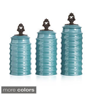 Rani 3-piece Canister Set