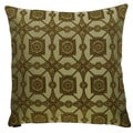 Gris Decorative 24-inch Feather and Down Filled Throw Pillow