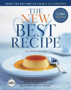 The New Best Recipe: All-New Edition (Hardcover)