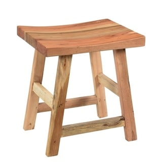 Saddle Short Stool (India)
