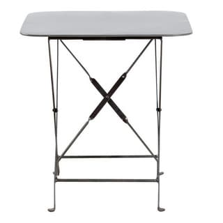Lancaster Folding Side Table (India)