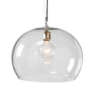 Josephine Clear Large Pendant Light (India)