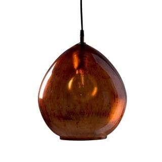 Agathon Copper 1-light Hanging Pendant (India)