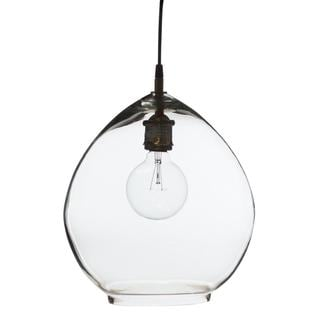 Agathon Clear 1-light Hanging Pendant (India)
