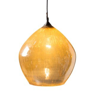 Linn Silver Pendant Light (India)