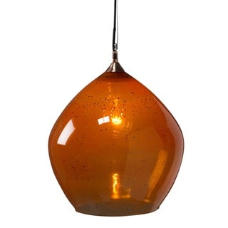 Leeds Copper 1-light Hanging Pendant (India)