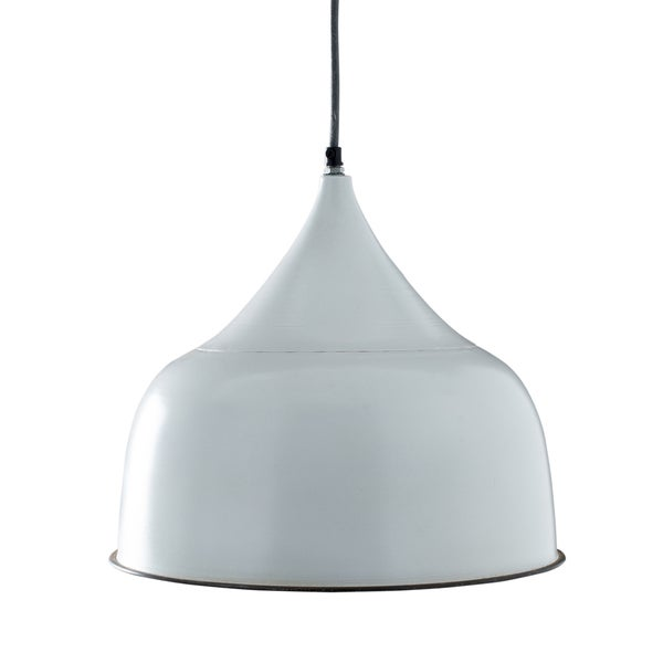 Granger White 1-light Hanging Pendant (India)