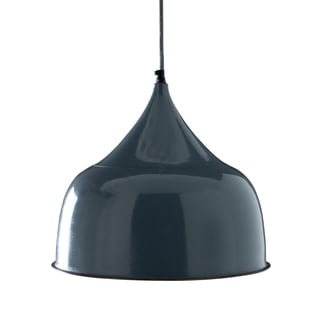 Yamhill Slate Blue Pendant Light (India)