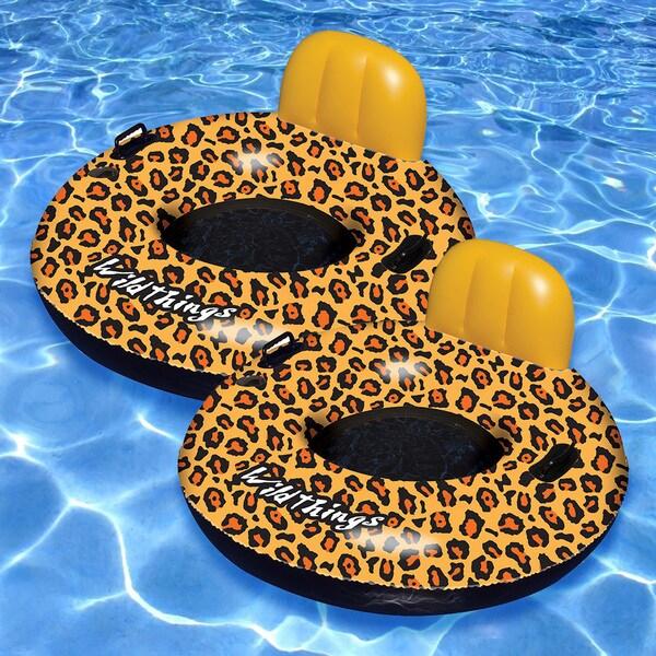 Swimline WildThings Pool Float (Set of 2) 15261992