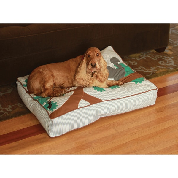 Forest Park Luxury Dog Bed