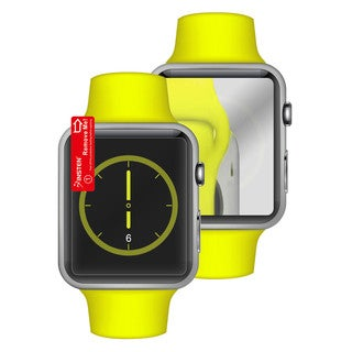 Insten Mirror LCD Smart Watch Screen Protector Film Cover for Apple Watch 38mm