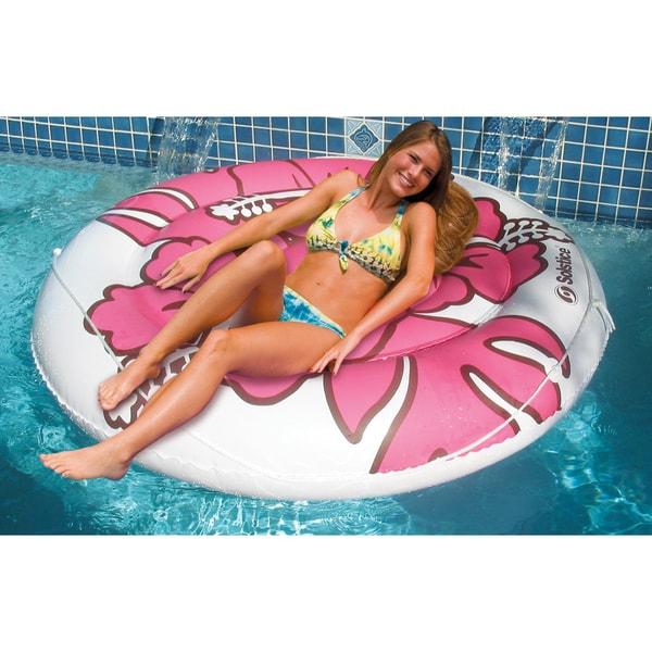 Swimline Paradise Island Inflatable Lounger
