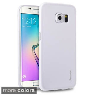 Insten Pudding TPU Rubber Candy Skin Slim Phone Cover for Samsung Galaxy S6 Edge