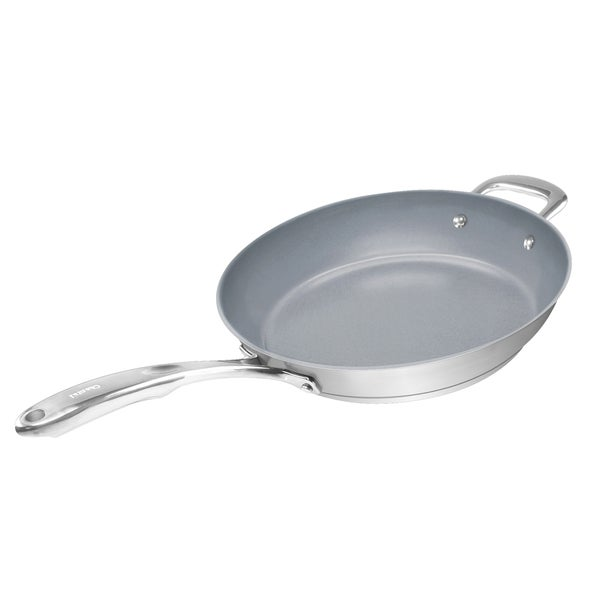 Chantal 21-Steel Induction Ceramic Coated 11-inch Fry Pan