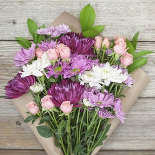 The Bouqs Volcano Collection 'Radiant' Original Mixed Bouquet