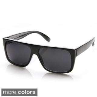 EPIC Eyewear 'Casey' Flat Top Rectangle Fashion Sunglasses